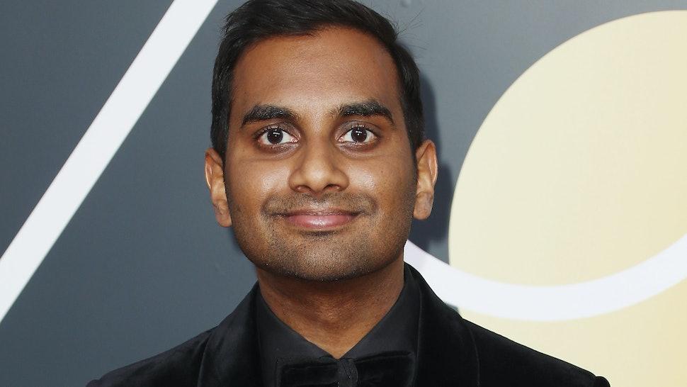 Aziz ansari new york times online dating