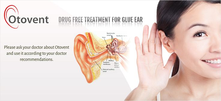 How to cure glue ear in adults