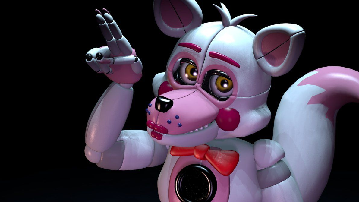 Mango from five nights at freddy s