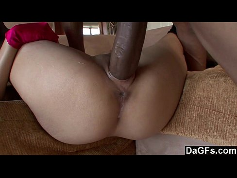 Big black dick in a tight pussy