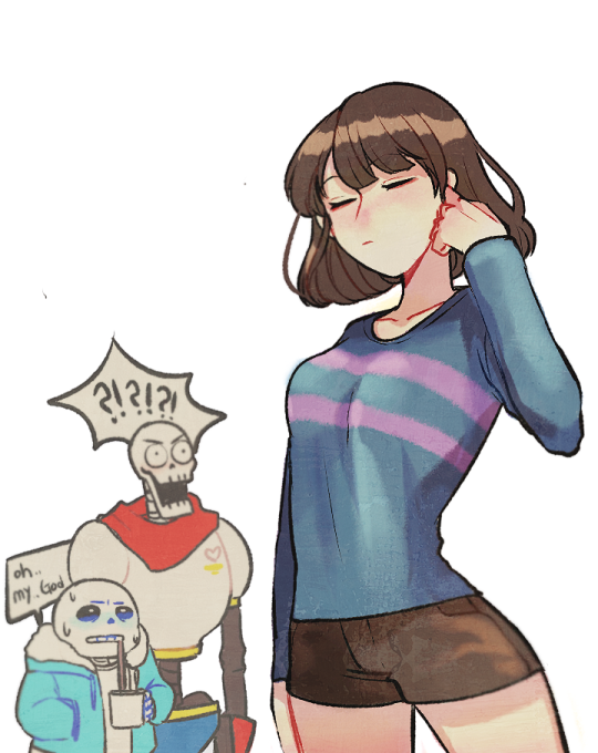 Is frisk a boy or a girl