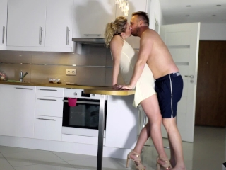 How to have sex in the kitchen