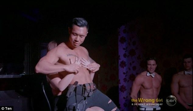 Is david arucheta an ex mals stripper