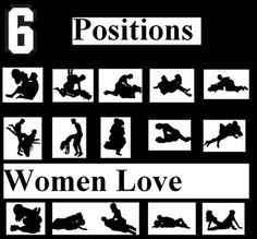 What sex position do girls like most