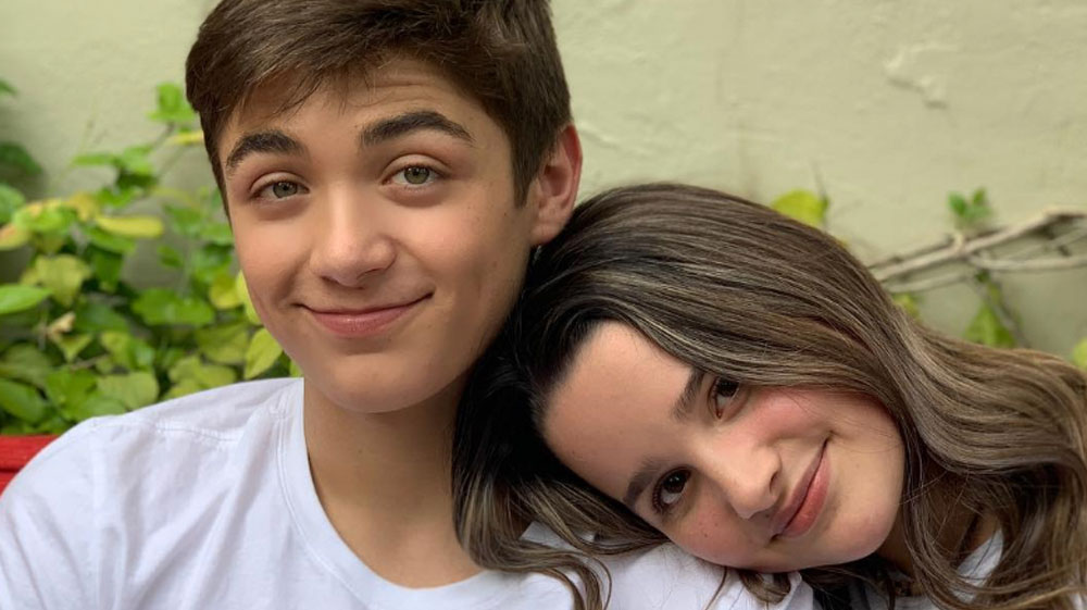 Who is asher angel dating right now